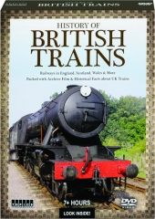 HISTORY OF BRITISH TRAINS