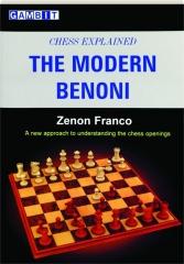 THE MODERN BENONI: Chess Explained