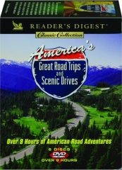 AMERICA'S GREAT ROAD TRIPS AND SCENIC DRIVES
