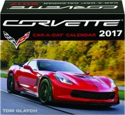 2017 CORVETTE CAR-A-DAY CALENDAR