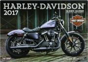 2017 HARLEY-DAVIDSON 16-MONTH CALENDAR