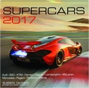 2017 SUPERCARS 16-MONTH CALENDAR