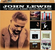 JOHN LEWIS: The Complete Albums Collection 1957-1962
