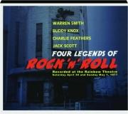 FOUR LEGENDS OF ROCK 'N' ROLL