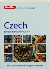 CZECH PHRASE BOOK & DICTIONARY