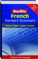 FRENCH STANDARD DICTIONARY