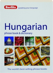 HUNGARIAN PHRASE BOOK & DICTIONARY