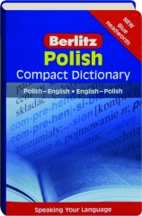POLISH COMPACT DICTIONARY