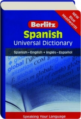 SPANISH UNIVERSAL DICTIONARY