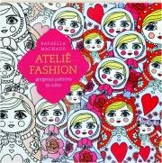 ATELIE FASHION: Gorgeous Patterns to Color