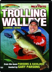 TROLLING WALLEYE SEASONAL TACTICS