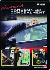 WOMEN'S HANDGUN AND CONCEALMENT