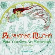 ALPHONSE MUCHA: Make Your Own Art Masterpiece