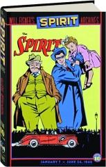 WILL EISNER'S THE SPIRIT ARCHIVES, VOLUME 10