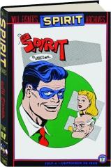 WILL EISNER'S THE SPIRIT ARCHIVES, VOLUME 17