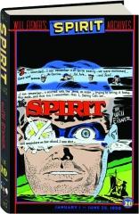 WILL EISNER'S THE SPIRIT ARCHIVES, VOLUME 20