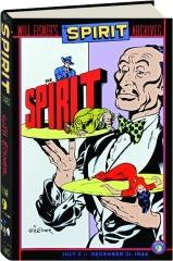 WILL EISNER'S THE SPIRIT ARCHIVES, VOLUME 9
