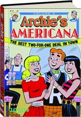 <I>ARCHIE'S</I> AMERICANA, VOLUME 2: Best of the 1950s