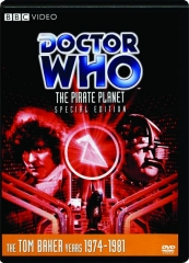 DOCTOR WHO--THE PIRATE PLANET