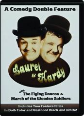 THE LAUREL & HARDY DOUBLE FEATURE