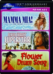MAMMA MIA! THE MOVIE / JESUS CHRIST SUPERSTAR / FLOWER DRUM SONG