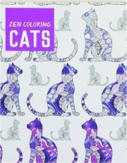 CATS: Zen Coloring