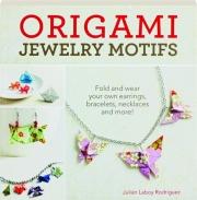ORIGAMI JEWELRY MOTIFS
