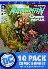 AQUAMAN 10 PACK