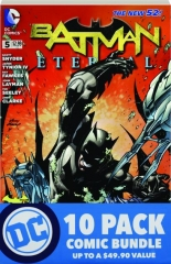 BATMAN ETERNAL 10 PACK