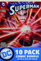 SUPERMAN 10 PACK
