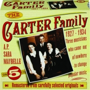 THE CARTER FAMILY 1927-1934