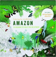 AMAZON: Coloring for Mindfulness