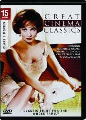 GREAT CINEMA CLASSICS: 15 Films