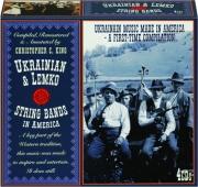 UKRAINIAN & LEMKO STRING BANDS IN AMERICA