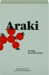 ARAKI: Hi-Nikki (Non-Diary Diary)
