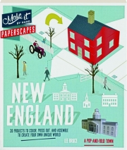 NEW ENGLAND: Make It by Hand Paperscapes