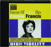 CONNIE FRANCIS: Encore of Golden Hits