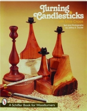 TURNING CANDLESTICKS WITH MIKE CRIPPS