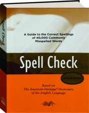 SPELL CHECK, THIRD EDITION