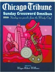 CHICAGO TRIBUNE SUNDAY CROSSWORD OMNIBUS