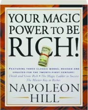YOUR MAGIC POWER TO BE RICH!
