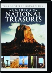 AMERICA'S NATIONAL TREASURES: The Complete 12 Volume Series