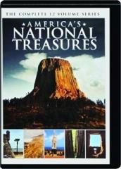 AMERICA'S NATIONAL TREASURES: The Complete 12 Volume Series