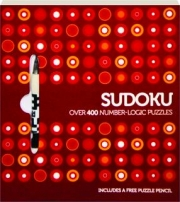 SUDOKU: Over 400 Number-Logic Puzzles