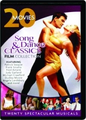 SONG & DANCE CLASSICS FILM COLLECTION: 20 Movies
