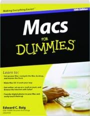 MACS FOR DUMMIES, 10TH EDITION