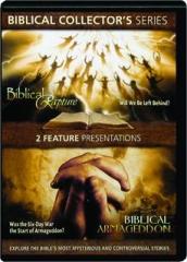 BIBLICAL RAPTURE / BIBLICAL ARMAGEDDON