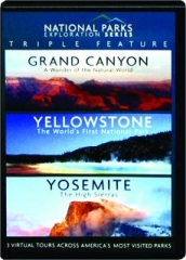 NATIONAL PARKS: Grand Canyon / Yellowstone / Yosemite