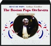BEST OF POPS: Arthur Fiedler & The Boston Pops Orchectra