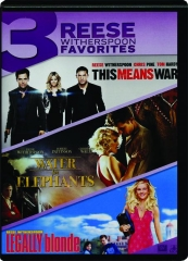 THIS MEANS WAR / WATER FOR ELEPHANTS / LEGALLY BLONDE